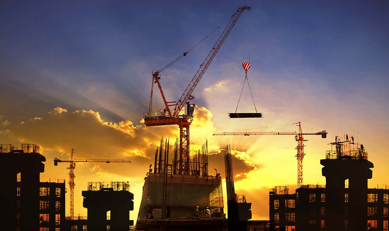 Construction Materials, Construction Methods, and Building Types